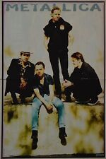 METALLICA - A3 Poster (ca. 42 x 28 cm) - Clippings Fan Sammlung NEU
