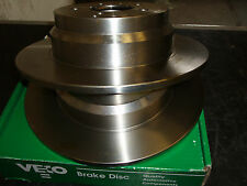 Volvo C70 & S70 1996 - 2000 VL828 Solid Veco Rear Brake Discs (Pair)