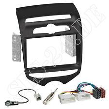 HYUNDAI ix20 Autoradio 2-din telaio di montaggio pannello radio ISO cavo adattatore kit installazione