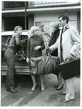 ROBERT CONRAD GEORGE HAMILTON BROOKE BUNDY TWO FATHERS ORIGINAL '85 NBC TV PHOTO