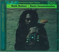 KEITH HUDSON - rasta communication CD