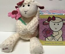 SCENTSY SWEETIE PIE THE LAMB BUDDY WITH FREE SHIPPING