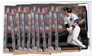 AARON JUDGE 2015 Bowman Draft prospect Card Multiples available-Save on shipping