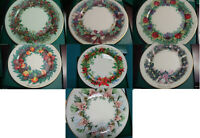 LENOX COLONIAL CHRISTMAS PLATES NEW PICK ONE VIRGINIA,MARYLAND,NEW JERSEY PICK 1