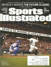 SAN FRANCISCO GIANTS HUNTER PENCE 2014 SPORTS ILLUSTRATED 3X ALL STAR 2X CHAMPS