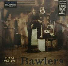 Tom Waits - Bawlers 2 LP NEW Ltd 180 Gram Translucent Blue RSD 2018