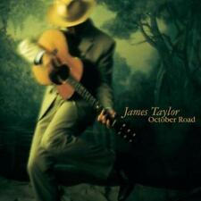 JAMES TAYLOR - October Road (CD 2002) USA First Edition EXC-NM