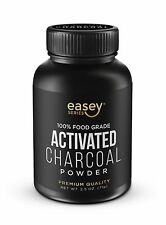 Activated Charcoal 100% Food Grade (2.5 oz Powder)