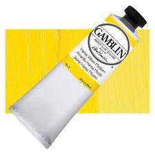 Gamblin - Artist Oil Color - 37Ml Tube - Hansa Yellow Medium 3103 Series 3 NEW