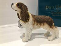 Blenheim Cavalier King Charles Spaniel Ornament Gift Figure Figurine