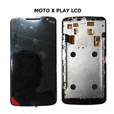 For Motorola Moto X Play XT1562 LCD Touch Screen Display Digitizer Black + Frame