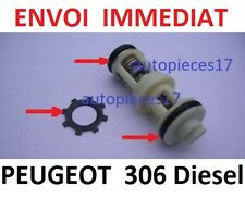 KIT JOINTS + CLIPS + NOTICE REPARATION PANNE FILTRE GASOIL PEUGEOT 306 DIESEL **