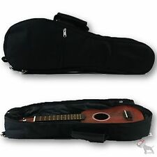 Kala UB-B Baritone Ukulele Padded Black Uke Travel Protective Tour Gig Bag