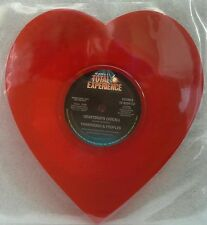 """YARBROUGH & PEOPLES - Heartbeats  7"""" Vinyl *SHAPED PIC DISC*"""