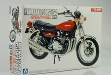 Kawasaki 750RS Z2 1973 with custom parts Bike Motorrad Kit Bausatz 1:12 Aoshima