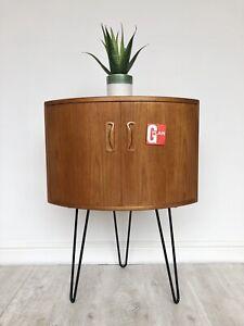 G Plan Teak Retro Sideboard Corner Unit Drinks Record Unit Cabinet