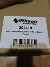 Wilson weBoost 304419 75 Ohm 4G Dome Ceiling Antenna NEW