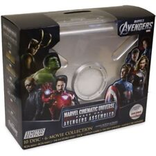 Marvel Cinematic Universe Phase One Avengers Assembled US ver. Blu-ray Tesseract
