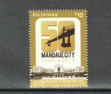 PHILIPPINES 2019 50TH ANNIV. OF MANDAUE CITY COMP. SET OF 1 STAMP IN MINT MNH