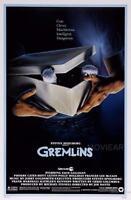 GREMLINS MOVIE POSTER FILM A4 A3 ART PRINT CINEMA