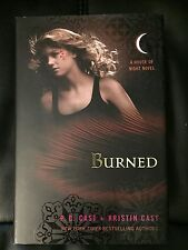 House of Night Novels: Burned 7 by P. C. Cast and Kristin Cast (2010, Hardcover)