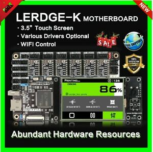 """3D Printer Motherboard 32Bit Controller Board With 3.5"""" Touch Screen DIY Parts"""