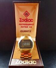 Vergoldete Armbanduhren im Vintage-Stil für Herren