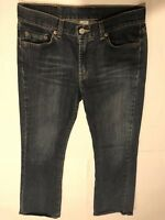 Lucky Brand woman's jeans Dungarees Flair Reg Length 4/27 (28x31 See Pictures)
