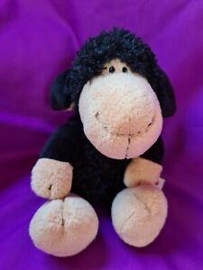 "Nici ""Black Sheep"" 25cm, used - very good condition"