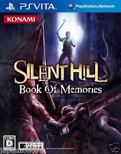 Used PS Vita Silent Hill: Book of Memories SONY PLAYSTATION JAPANESE IMPORT