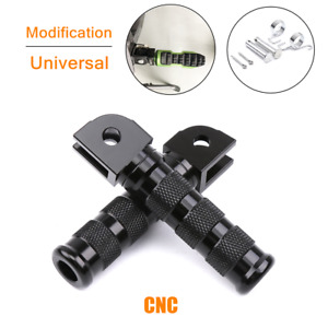 CNC Motorcycle Refit Bike Rearset Footrests Foot Pegs Pedal Rear Pedal Universal