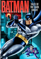 USED DVD -- Batman: The Animated Series - Tales of the Dark Knight