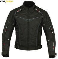 MCW Gear Smart Hawk Waterproof Motorcycle Motorbike Armour Jacket CE Protector