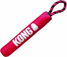 KONG Signature Dog Toy Stick with Rope Medium   Free Shipping