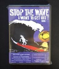 surfing DVD STOP THE WAVE 1965 longboards Hawaii Skateboarding Ventura Wedge