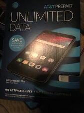 """NEW LG Xpression Plus UNLOCKED 16GB,screen 5.3"""" 4G LTE."""