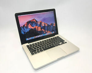 "Apple MacBook Pro 13"" Intel Core i5 2.4GHz 4GB 240GB High Sierra (2011) Laptop"