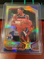 2019-20 NBA Donruss Elite Basketball Star Status Bradley Beal 01/10 Gold