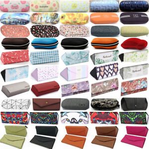 Eye-wear Glasses Cases Protection Storage Unisex Sunglasses Protector Pouch Bags