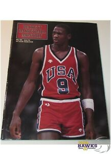 May 1991, Issue #10 - Beckett Basketball Monthly - Michael Jordan Cover