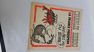 Charlie View No 114 Bis The 22 Janiver 1973 Original Period Cover Reiser