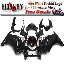 Fairings Kit For Kawasaki Ninja 250 08-12 EX250R ABS Bodywork Fairing Kit Black
