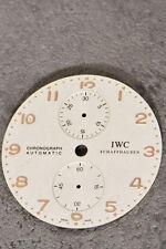 IWC SCHAFFHAUSEN PORTUGIESER CHRONOGRAPH DIAL