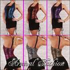 NEW hot LADIES CLUBWEAR FASHION 6 8 10 DANCE PARTY DRESS CLUBBING wear sz XS S M