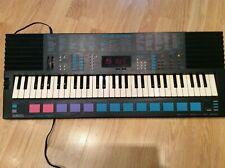Yamaha PSS-780 Music Station Keyboard FM Synthesizer 61 Keys Midi 680 drum pads