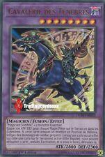 ♦Yu-Gi-Oh!♦ Cavalerie des Ténèbres (Magicien Sombre): DUPO-FR002 -VF/Ultra Rare-
