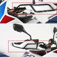 Left + Right Handlebar Handguard Protector For Honda CRF1000L Africa Twin 16-19