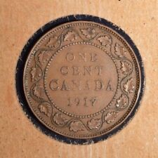 1917 Canada Large Cent - George V - Inv# T-105