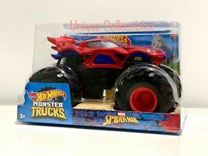Hot Wheels Monster Trucks 1:24 Spiderman