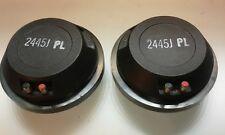 2 Drivers JBL a compression 2445J , original diaphragm